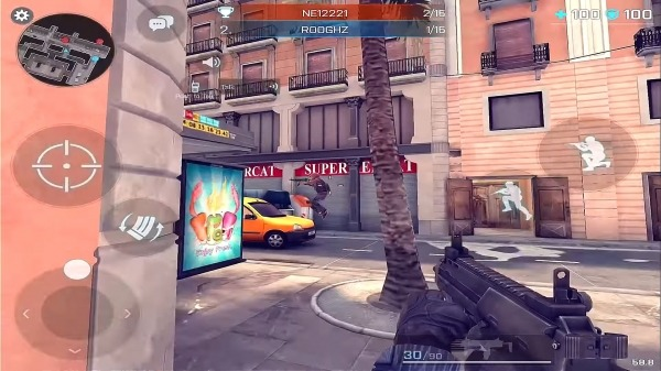Critical Ops: Reloaded Android Game Image 4