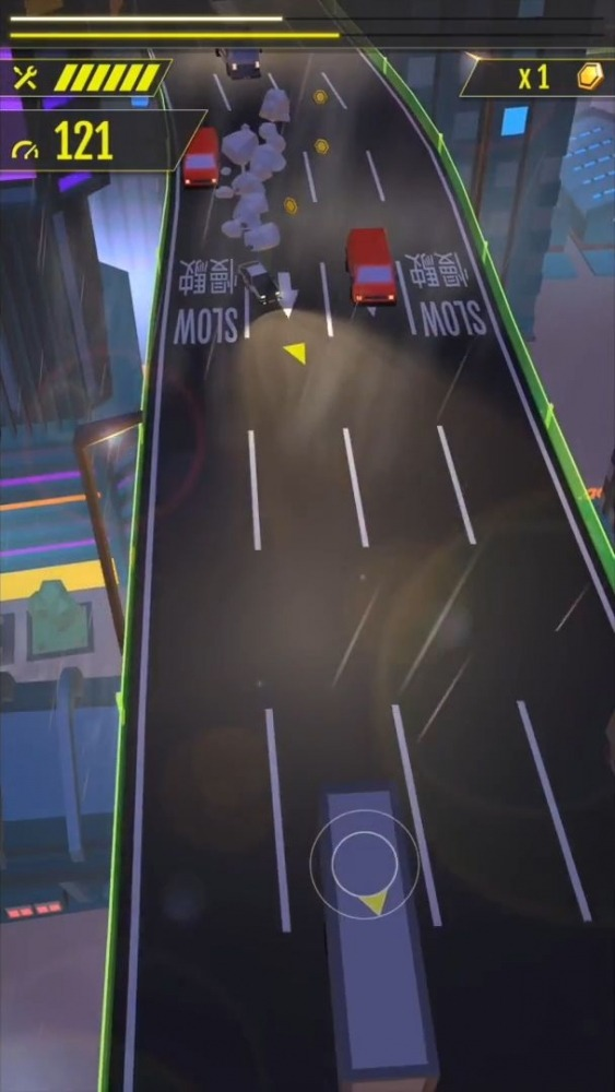 Hot Slide Android Game Image 3