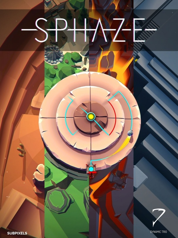 SPHAZE Android Game Image 1