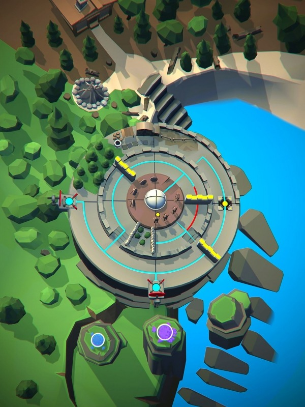SPHAZE Android Game Image 3