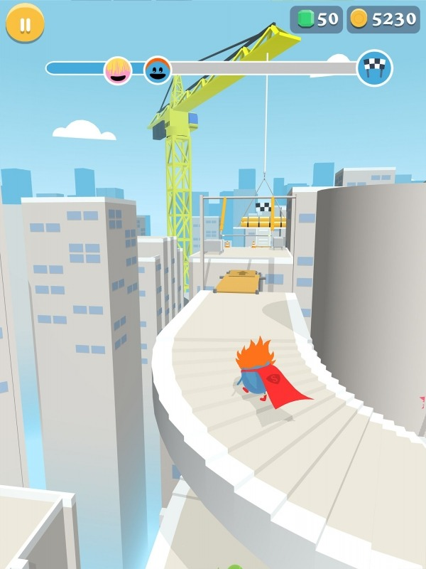 Dumb Ways To Die: Superheroes Android Game Image 2