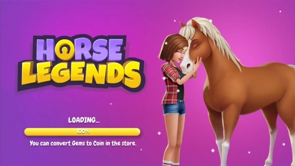 Horse Legends: Epic Ride Game Android Game Image 1
