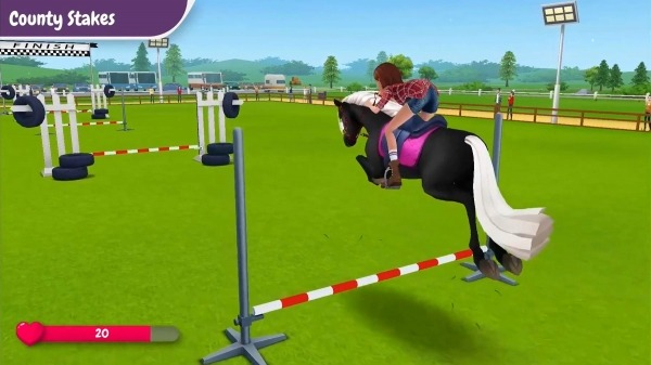 Horse Legends: Epic Ride Game Android Game Image 2
