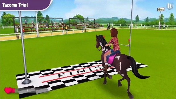 Horse Legends: Epic Ride Game Android Game Image 3