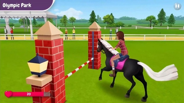 Horse Legends: Epic Ride Game Android Game Image 4