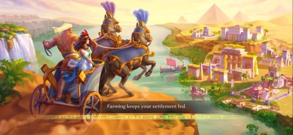 Jewels Of Egypt: Match Game Android Game Image 1