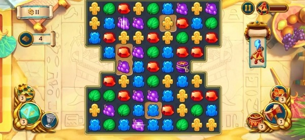 Jewels Of Egypt: Match Game Android Game Image 3