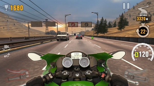 Motor Tour Android Game Image 3