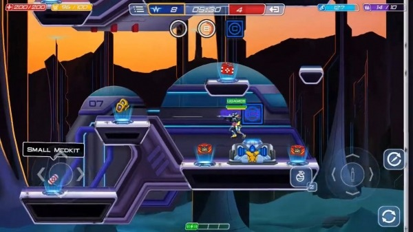 Warfield: Tactical Arena Shooter Android Game Image 1