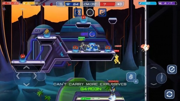Warfield: Tactical Arena Shooter Android Game Image 2
