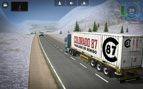 Grand Truck Simulator 2 Android Game Image 1