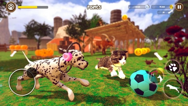 Virtual Puppy Simulator Android Game Image 3