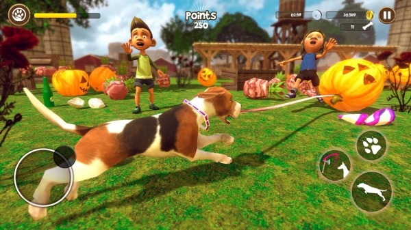 Virtual Puppy Simulator Android Game Image 4