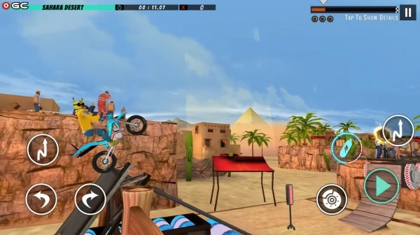 Bike Stunt 2 New Motorcycle Game - New Games 2020 Android Game Image 1