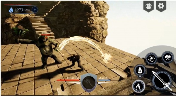 The Slayer Rpg Android Game Image 3