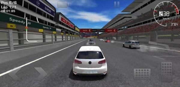 Redline: Sport Android Game Image 3
