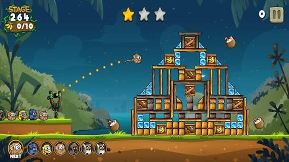 Catapult Quest Android Game Image 1