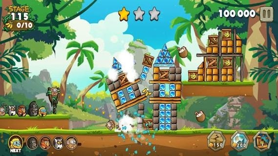 Catapult Quest Android Game Image 2