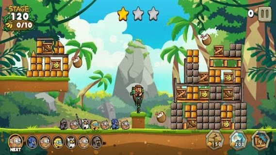 Catapult Quest Android Game Image 4