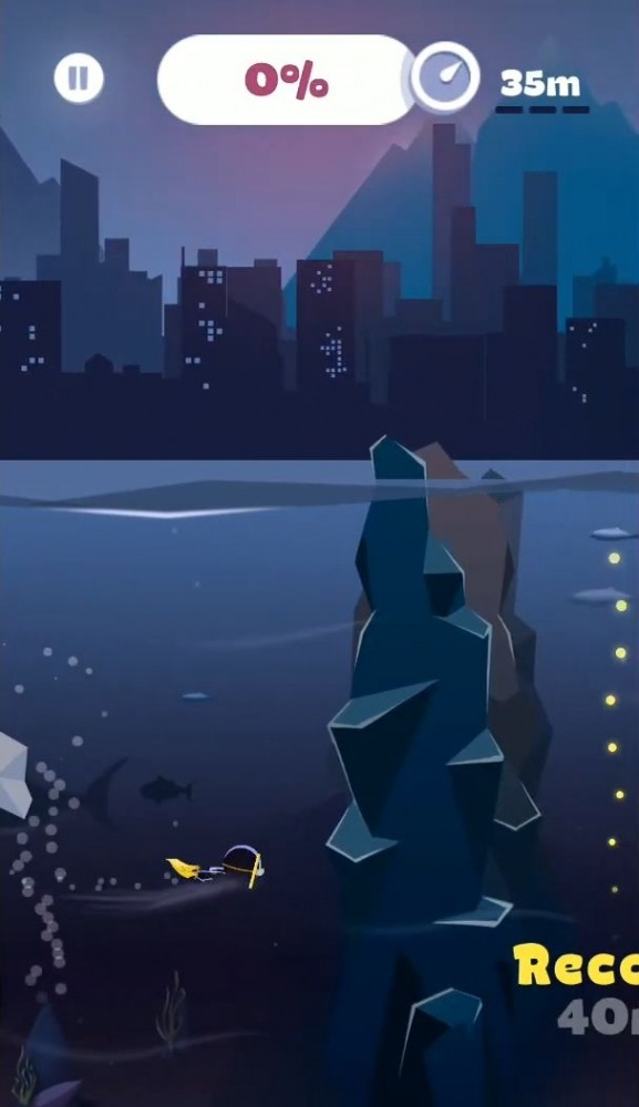 Crazy Diver Android Game Image 4
