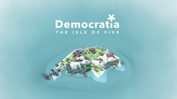 Democratia: The Isle Of Five Android Game Image 1