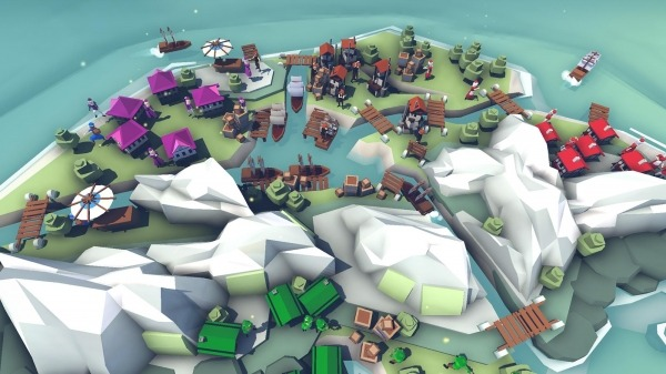 Democratia: The Isle Of Five Android Game Image 4