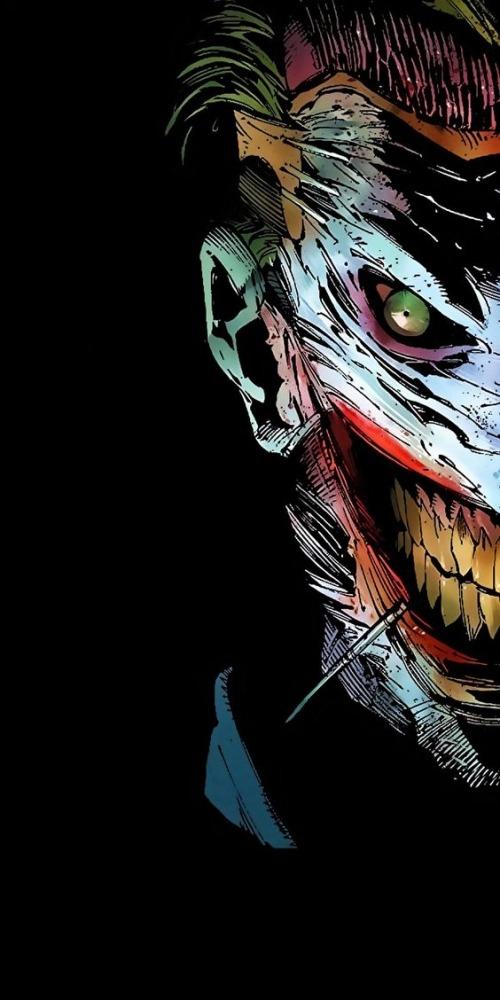 Joker Mobile Phone Wallpaper Image 1