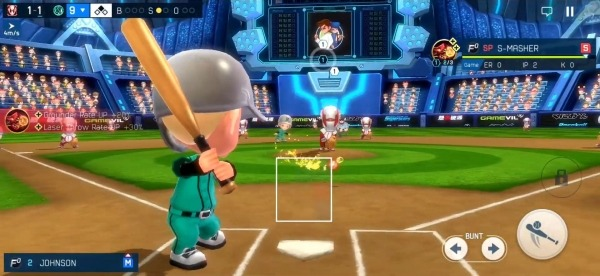 Baseball Superstars 2020 Android Game Image 1