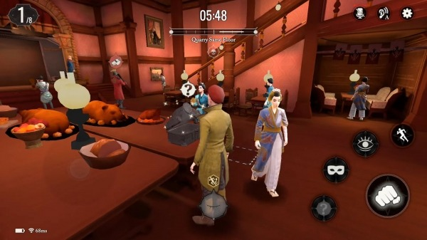 Murderous Pursuits Android Game Image 2