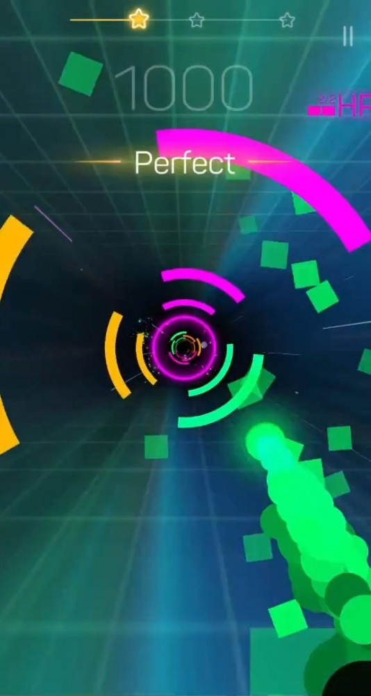 Smash Colors 3D - EDM Rush The Circles Android Game Image 1