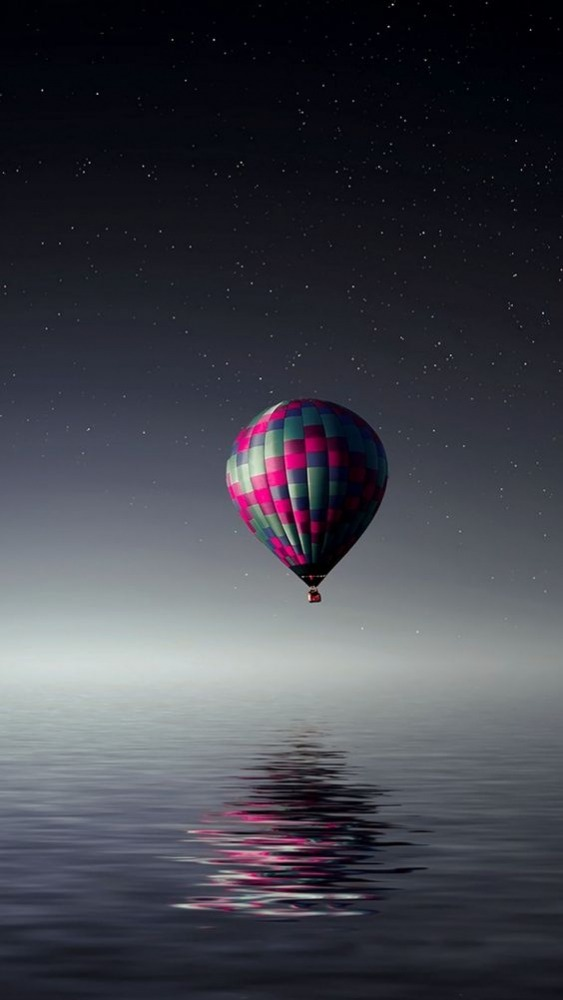 Air Balloon Android Wallpaper Image 1