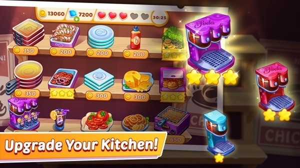Crazy Cooking: Craze Restaurant Chef Cooking Games Android Game Image 2