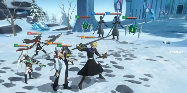 Lord Of Heroes Android Game Image 3