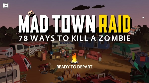 MAD TOWN RAID Android Game Image 1