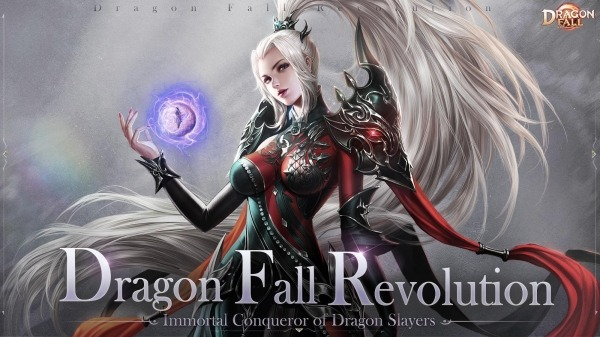 Dragon Fall: Revolution Android Game Image 1