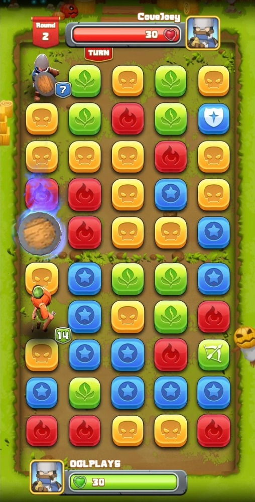 Puzzle Heroes Android Game Image 2