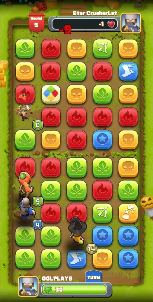 Puzzle Heroes Android Game Image 3