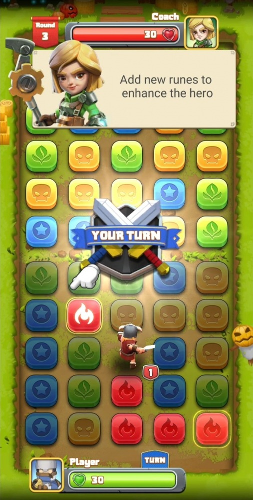 Puzzle Heroes Android Game Image 4