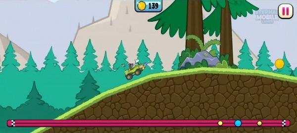 Boomerang Make And Race 2 - Cartoon Racing Game Android Game Image 1