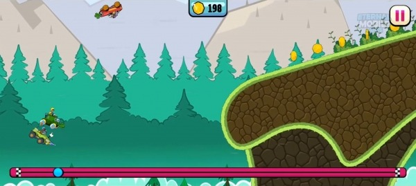 Boomerang Make And Race 2 - Cartoon Racing Game Android Game Image 3