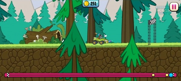 Boomerang Make And Race 2 - Cartoon Racing Game Android Game Image 4