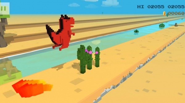 Dino 3D Android Game Image 3