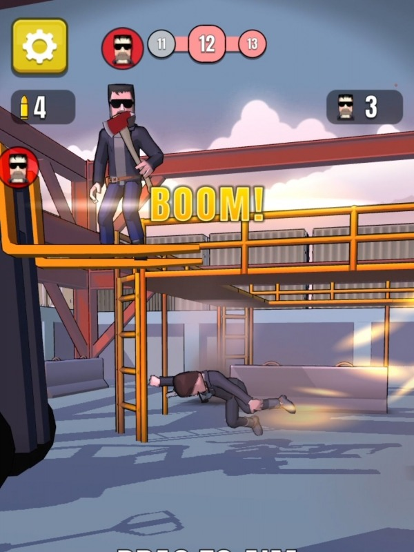 Sharpshooter Blitz Android Game Image 2