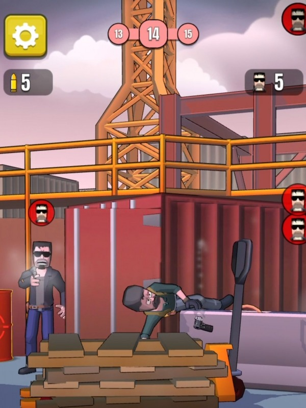 Sharpshooter Blitz Android Game Image 3