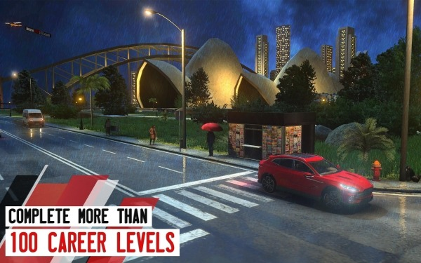 Driving School Sim Android Game Image 4
