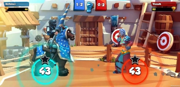 Divine Brawl Android Game Image 2