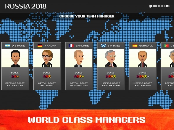 World Soccer Challenge Android Game Image 1