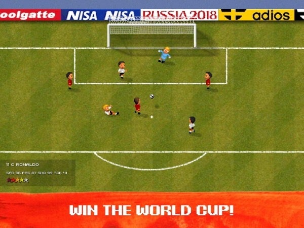 World Soccer Challenge Android Game Image 2