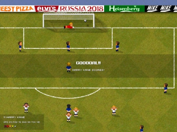 World Soccer Challenge Android Game Image 3