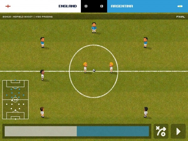 World Soccer Challenge Android Game Image 4